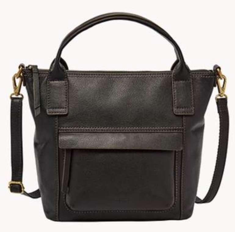 Fossil Damen Tasche Aida - Satchel für 39,27€ inkl. Versand (statt 115€) - Newsletter!