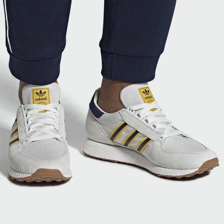 Adidas Originals Forest Grove Sneaker für 39,97€ inkl. Versand