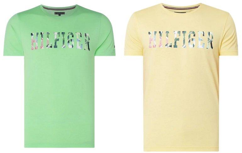 Tommy Hilfiger T-Shirt mit Logo-Print 2
