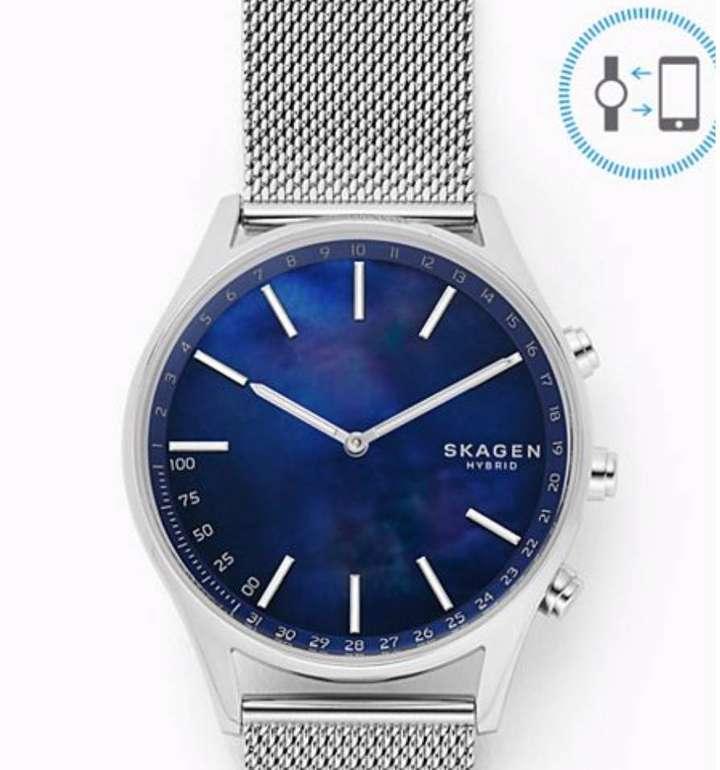 Skagen Holst Hybrid Smartwatch (Milanaise) für 58,65€ (statt 103€) + weitere Modelle im Angebot