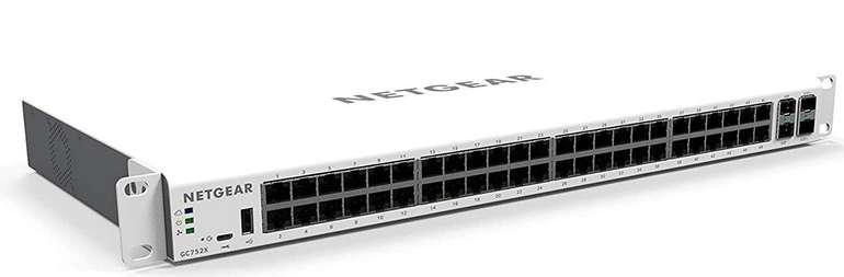 """Netgear """"GC752X"""" Insight Managed 52 Port Gigabit-Switch für 205,90€ (statt 277€)"""