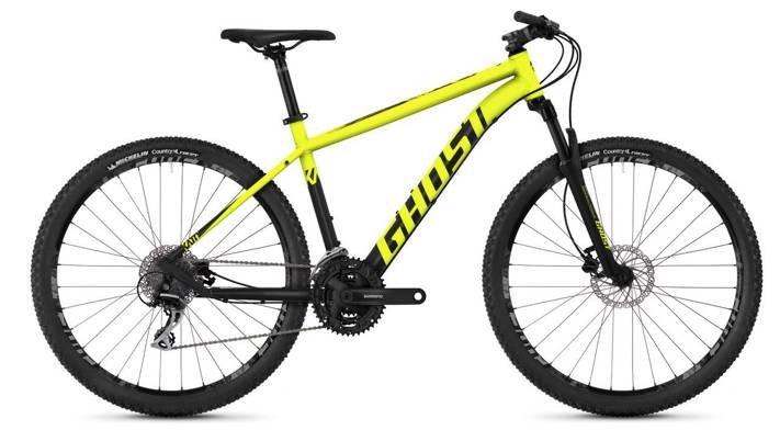 Ghost Kato 2.7 – 27,5 Zoll ATB Hardtail Fahrrad für 418,90€ inkl. Versand