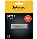 Intenso Ultra Line USB-Stick mit 64GB Speicher für 9€ inkl. Versand