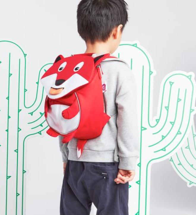 Affenzahn Kindergartentaschen Sale - z.B. Frida Fuchs für 21,90€ inkl. Versand