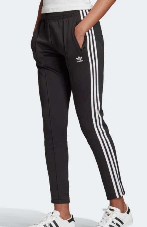 adidas Originals Primeblue SST Damen Trainingshose in schwarz für 37,50€ inkl. Versand (statt 50€)