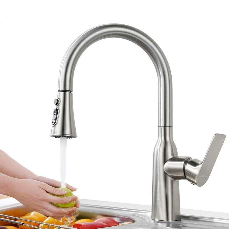 Arcora ausziehbare Küchenarmatur für 41,99€ inkl. Versand (statt 70€)