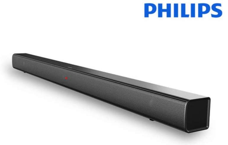 Philips HTL1508 - Bluetooth Soundbar für 65,90€ inkl. Versand (statt 79€)