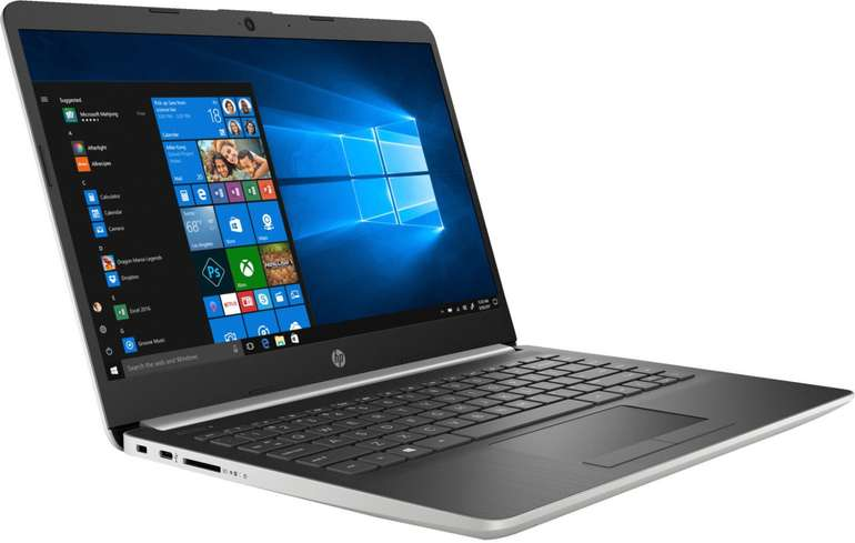 "HP 14-dk0355ng - 14"" Notebook mit Ryzen 5, 8GB RAM, 1TB + 128GB SSD für 399€ (statt 499€)"
