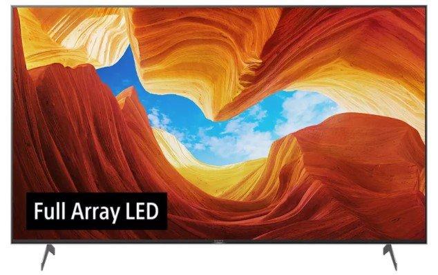 """Sony KD-55XH9005 - 55"""" TV (UHD 4K, 100 Hz, Android, Full Array LED) für 799€ inkl. VSK (statt 897€)"""