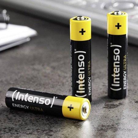 72er Pack Intenso Energy Ultra-Batterien (48 x AA Mignon + 24 x AAA) für 9,99€