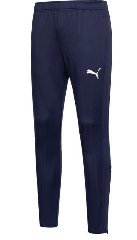 Puma Cup Herren Trainingshose in Blau für 23,94€inkl. Versand (statt 30€)