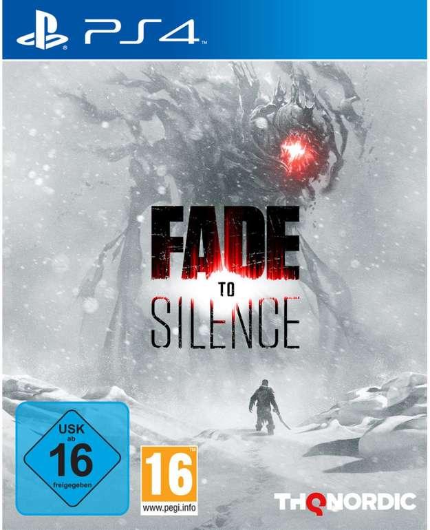 Fade to Silence für PlayStation 4 für 15€ inkl. Versand (statt 22€)