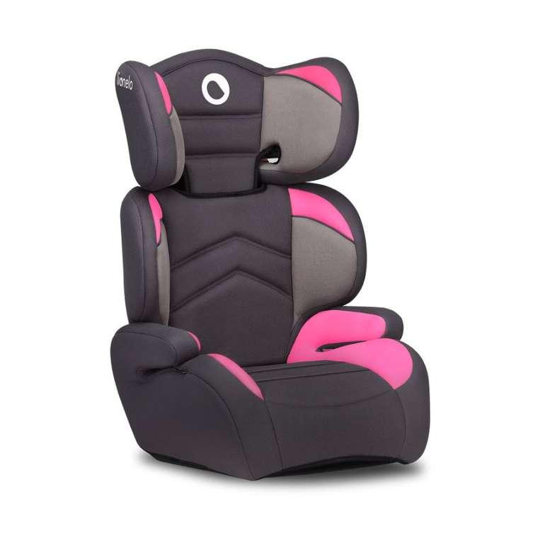 Lionelo Kindersitz Lars Candy Pink für 38,64€ inkl. Versand (statt 50€)