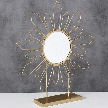 Boltze Möbel & Deko im Sale z.B. Standspiegel aus Metall & Glas für 24,99€