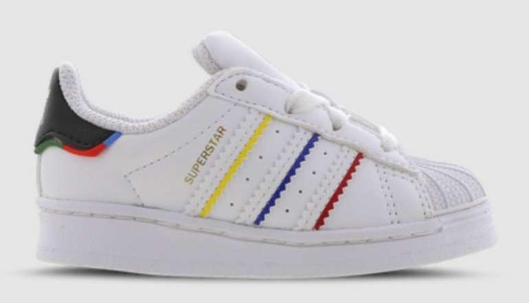 adidas Superstar The 12Th Baby Schuhe für 39,99€inkl. Versand (statt 50€)