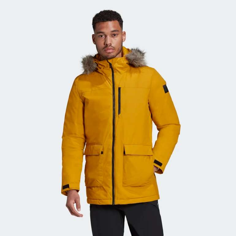 Adidas Men Outdoor Xploric Parka für 68,25€ inkl. Versand (statt 98€)