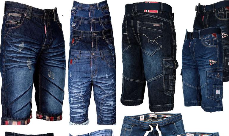 Geographical Norway Herren Bermuda Shorts für je 29,70€ inkl. Versand