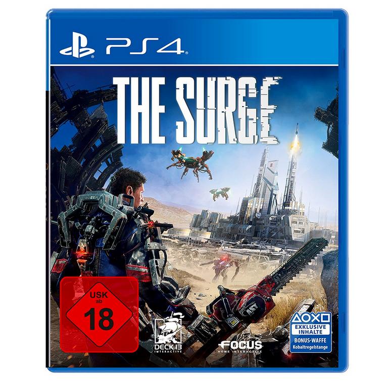 The Surge (Xbox One) für 11,95€ inkl. Versand (statt 16€)