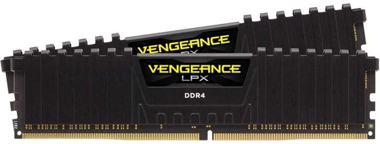 Corsair DIMM 16 GB DDR4-3200 Kit, Arbeitsspeicher für 58,89€ inkl. Versand (statt 74€)
