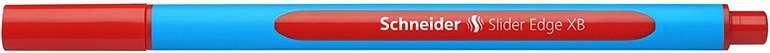 10er Pack Schneider Kugelschreiber Slider Edge XB in rot für 1,65€ inkl. Prime Versand (statt 10€)
