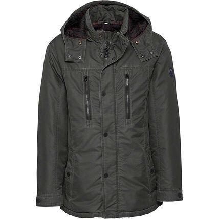 Globetrotter Herren Jacke mit abnehmbarer Kapuze für nur 84,94€ (statt 129€)