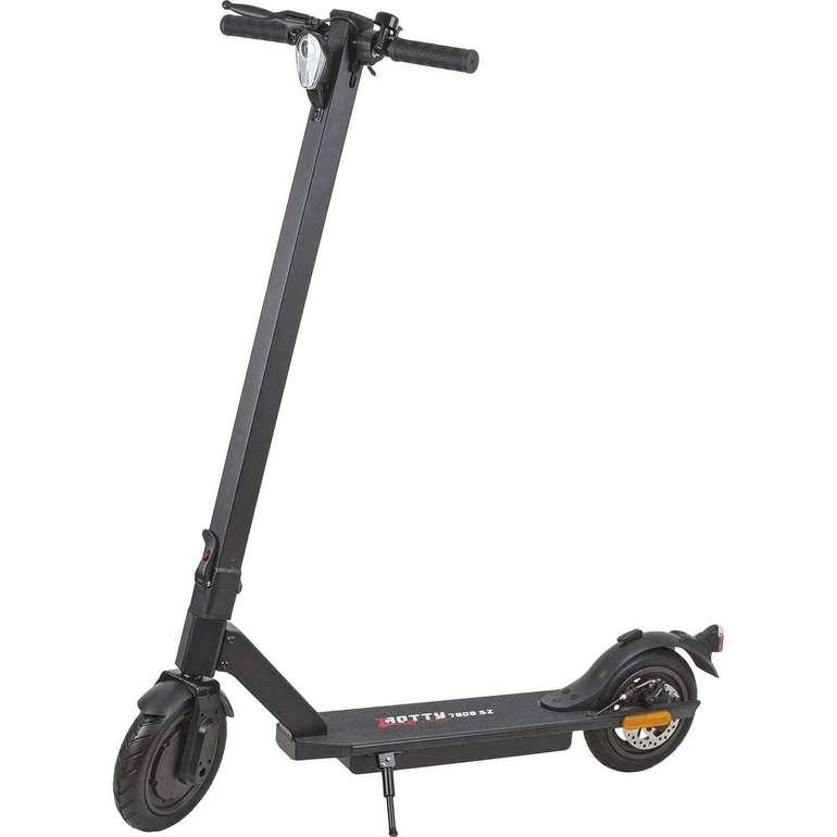 Ebay: 10% Rabatt auf Reise und Outdoor Artikel, z.B. TROTTY 7808 SZ E-Scooter für 359,10€ (statt 434€)