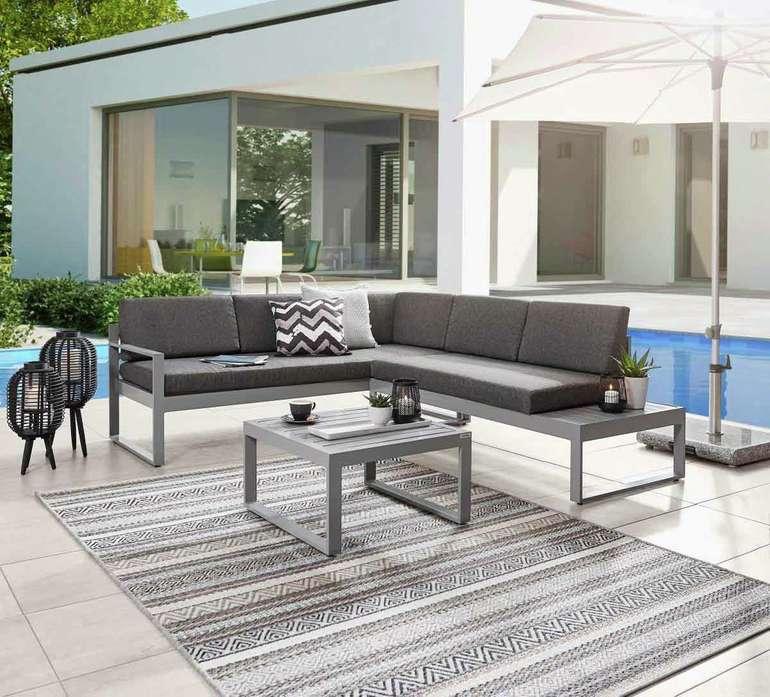 "Ambia Lounge-Set ""Stockholm"" für 509,45€ inkl. Versand (statt 639€)"
