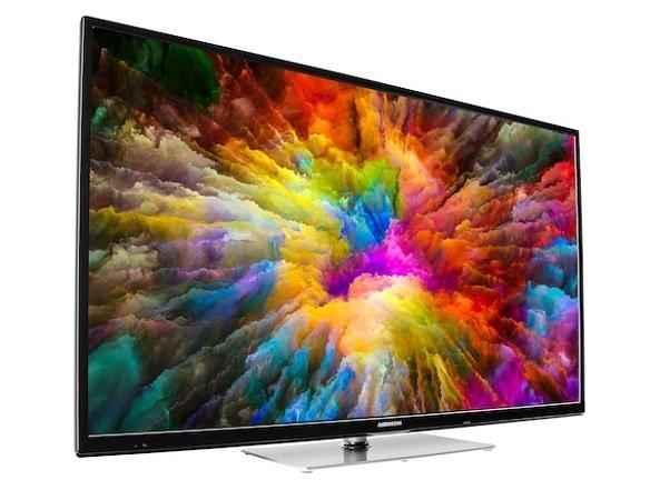 Medion Life X15504 - 55 Zoll Ultra HD Smart-TV für 399,95€ inkl. VSK