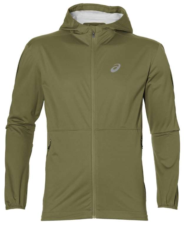 Asics Accelerate Jacket - Herren Laufjacke für 55,55€ inkl. Versand (statt 80€)