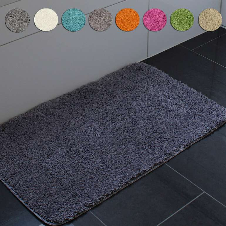 Diluma Badezimmerteppiche z.B. WC-Vorleger für 14,98€ inkl. Versand (statt 20€)