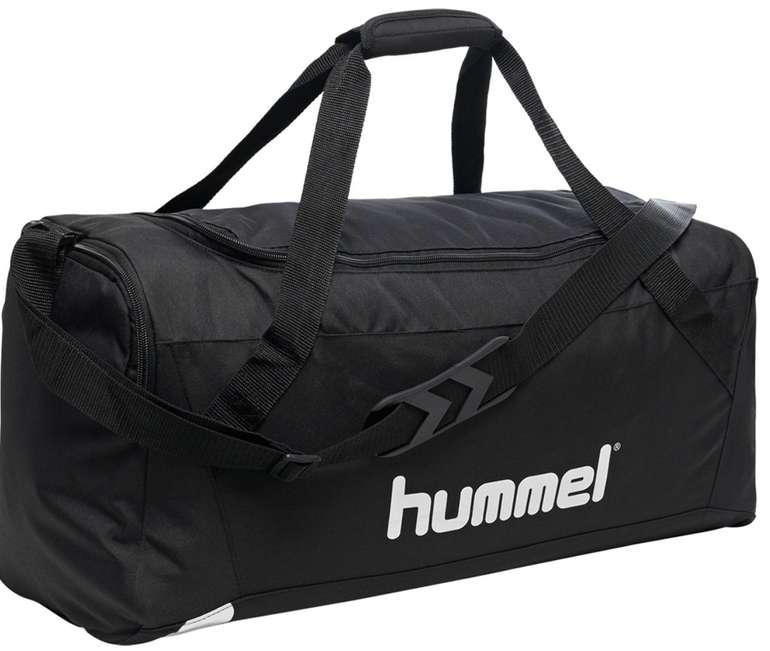 Hummel Core Sport Tasche in grau und schwarz für je 12,94€ inkl. Versand (statt 21€)