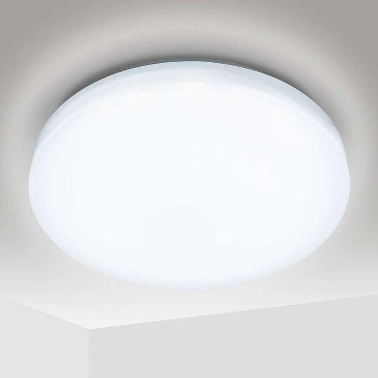Lueigmo LED Deckenlampe mit 12 Watt [Energieklasse A++] für 10,87€ inkl. Prime Versand (statt 16€)