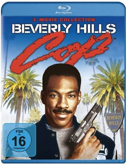 Beverly Hills Cop 1-3 in der Box auf Blu-ray nur 9,98€ inkl. Versand (statt 15€)