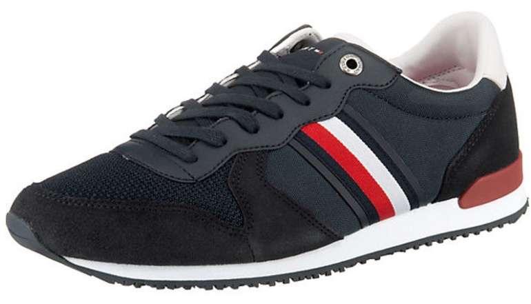 Tommy Hilfiger Iconic Material Mix Runner Sneaker für 54,39€ inkl. Versand (statt 75€)