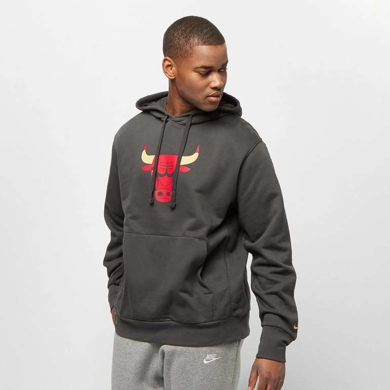 Nike NBA Hoodie Chicago Bulls City Edition Logo für 51,34€ inkl. Versand (statt 62€)