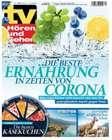 TV Hören und Sehen Jahres-Abo (26 Ausgaben) für 65€ + 45€ Gutschein