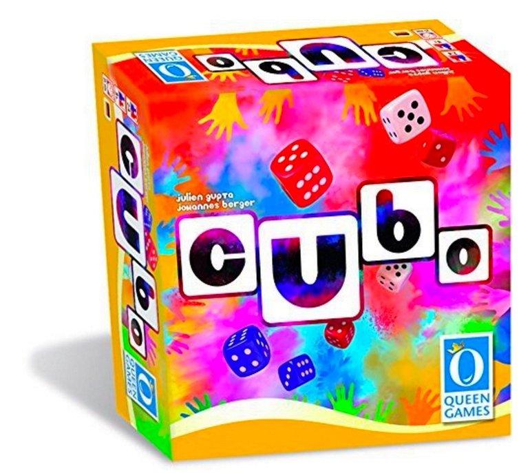 Queen Games Cubo Brettspiel für 7,99€ inkl. Versand (statt 12€)