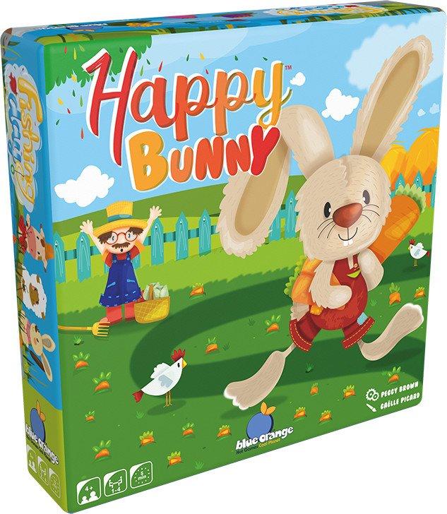 "Asmodee Brettspiel ""Happy Bunny"" für 18,98€ inkl. Versand (statt 22€)"