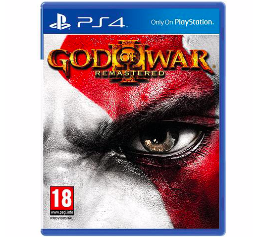 God Of War III: Remastered (PS4) für 15,12€ inkl. Versand (statt 20€)