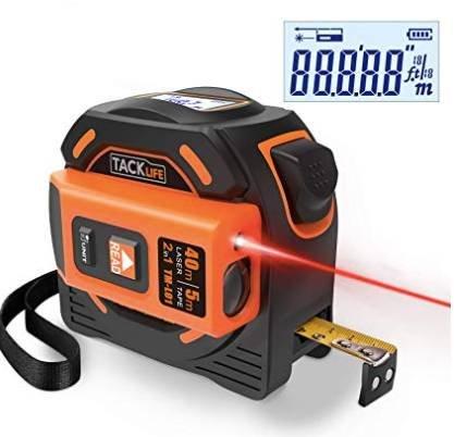 Tacklife TM-L01 Laser Enterfnungsmesser (Maßband) für 20,99€ (statt 33€)