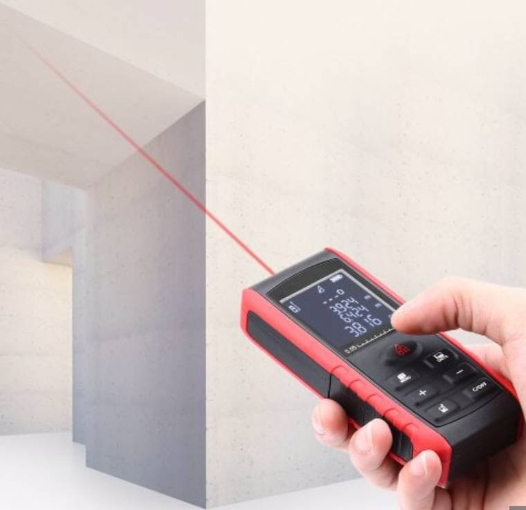KXL E40 Laser-Entfernungsmesser für 15,30€ inkl. Versand