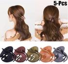 5er Pack Zoylink Haarspangen für 4,49€ inkl. Prime (statt 10€)
