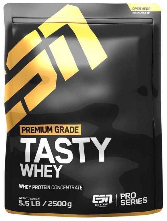 Verschiedene Pakete 2,5kg ESN Tasty Whey zu je 27,79€ inkl. Versand