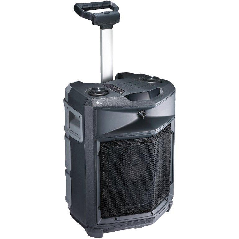 LG FJ3 - Lautsprecher (50W, Bluetooth, USB, FM Radio) für 88€ (statt 111€)