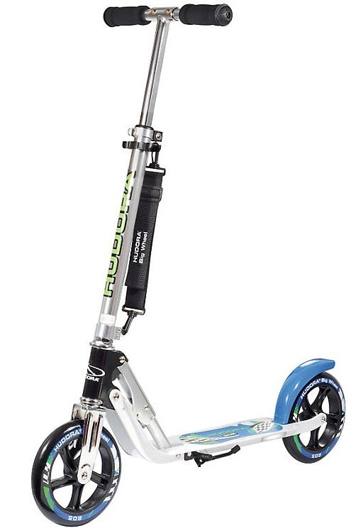 Hudora Big Wheel 205 - Roller in 2 Farben für 61,44€ inkl. Versand (statt 74€)