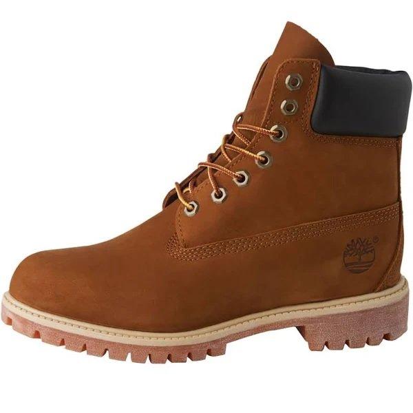 Timberland Boots 'AF 6IN' in cognac für 107,80€ inkl. Versand (statt 128€)