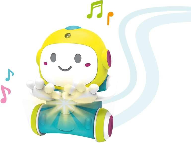 Smoby Spielzeug Roboter 'Smart Robot 1,2,3' für 31,24€ inkl. Versand (statt 42€)