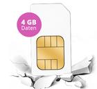 Klarmobil Allnet-Flat 4000 (Allnet & SMS, 4GB, Vodafone) für 9,99€ mtl.