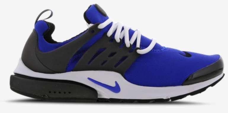 Nike Air Presto Herren Sneaker in Blau für 59,99€ inkl. Versand (statt 90€) - nur in 40, 41, 45 und 46!