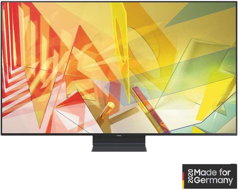 Samsung Q55Q90T – 55 Zoll QLED UHD 4K Smart-TV (Neues Modell 2020) für 1.495€ (statt 1.799€) + 87,90€ in Superpunkten